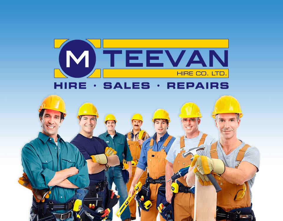 M. Teevan Hire Co. Ltd.