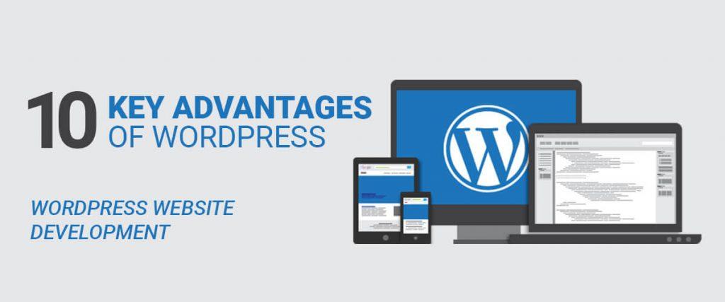 10 Advantages of WordPress website
